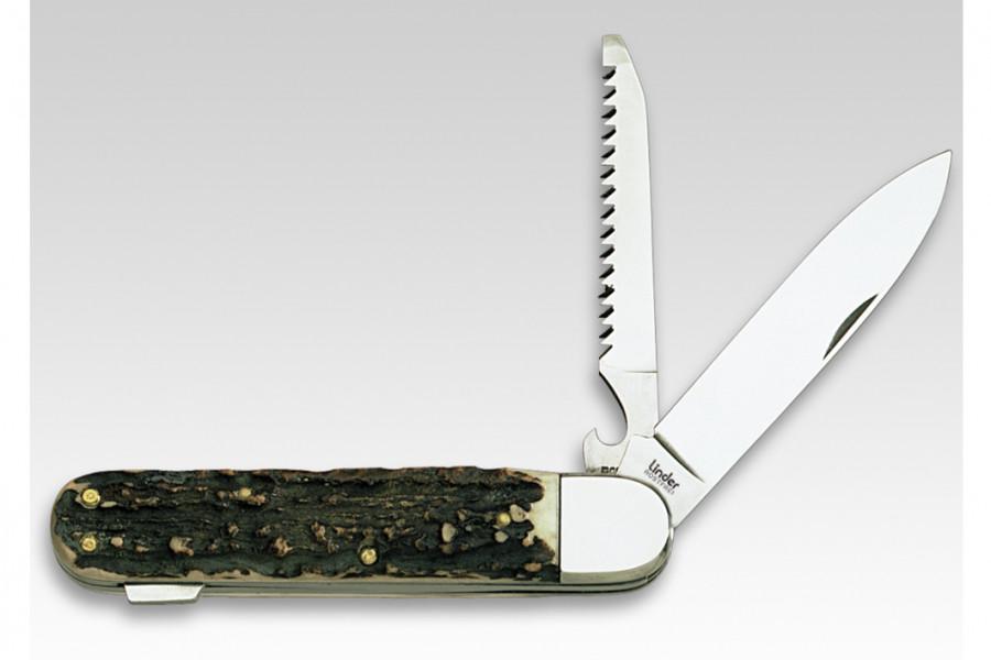 Linder Jagdmesser mit Säge