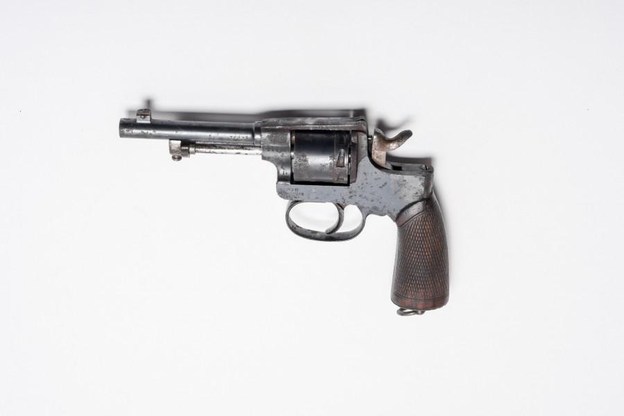 Revolver Rast & Gasser M1898
