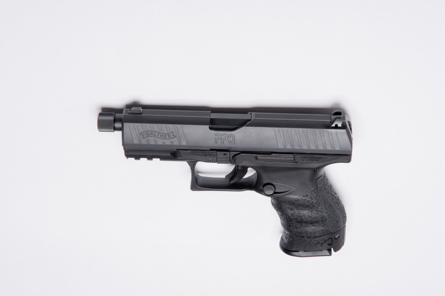 Pistole Walther PPQ M2 NAVY 4,6 Zoll