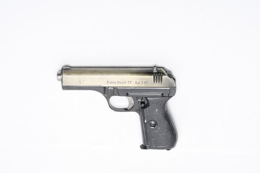 Pistole CZ Mod. 27
