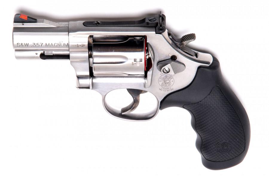 Revolver Smith & Wesson Mod. 686 2,5 Zoll Plus