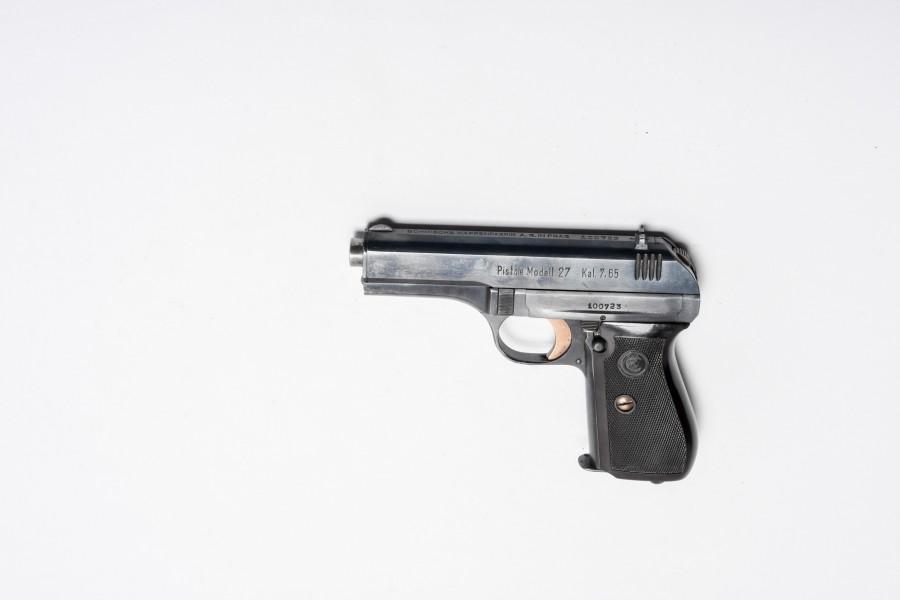 Pistole CZ 27