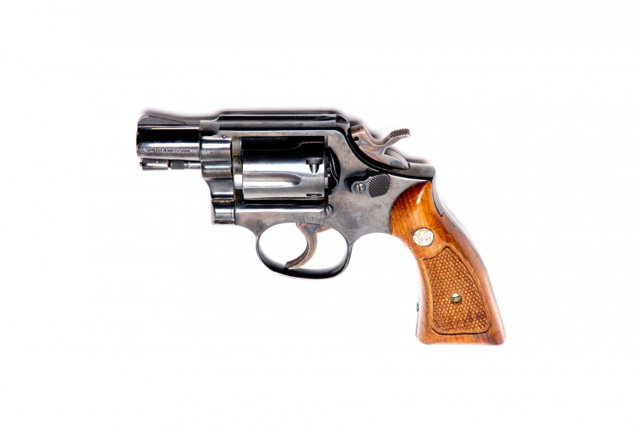 Revolver Smith & Wesson Mod. 10-5