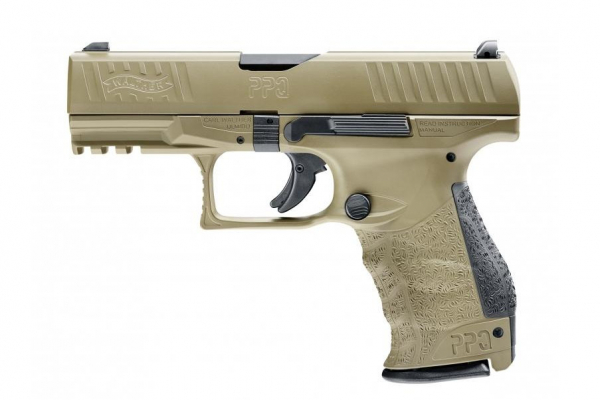 Walther PPQ M2 FDE 4 Zoll