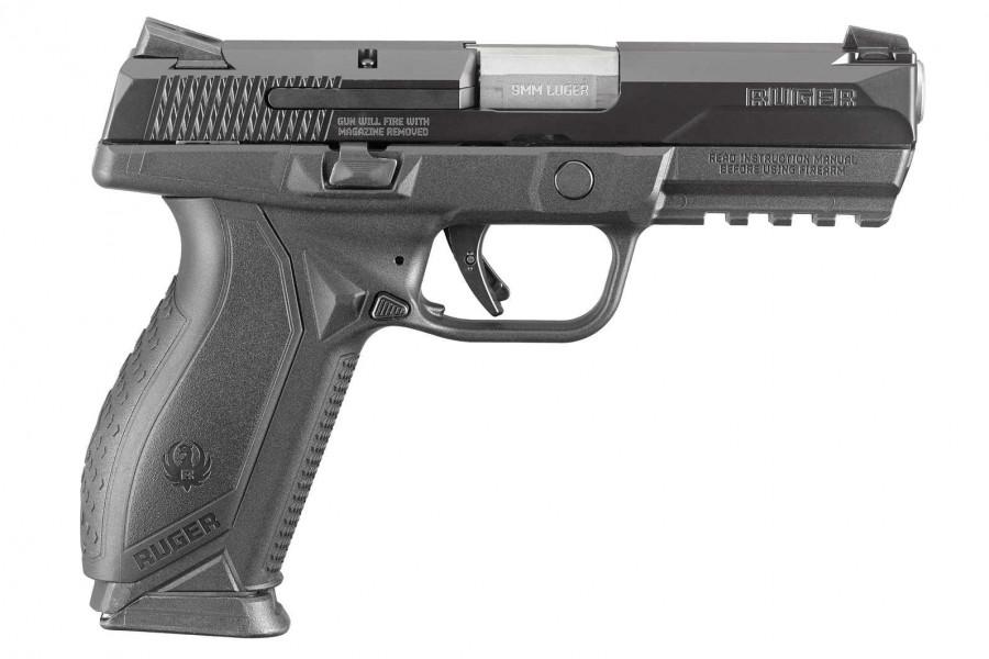 Ruger American Pistol Duty