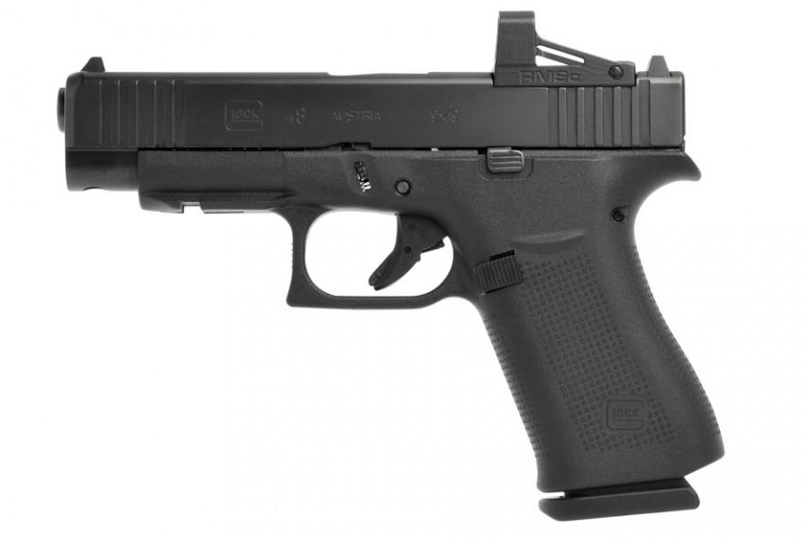 Glock 48 MOS Shield Combo