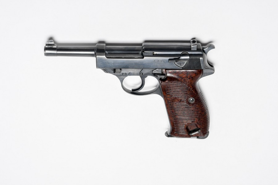 Pistole Walther P.38 byf 43