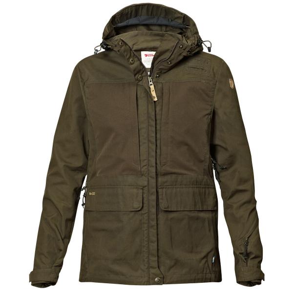 Fjäll Räven Damen Lappland Hybrid Jacket W