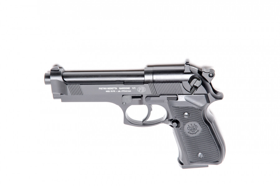 Beretta CO² Pistole M92 FS brüniert 4,5 mm