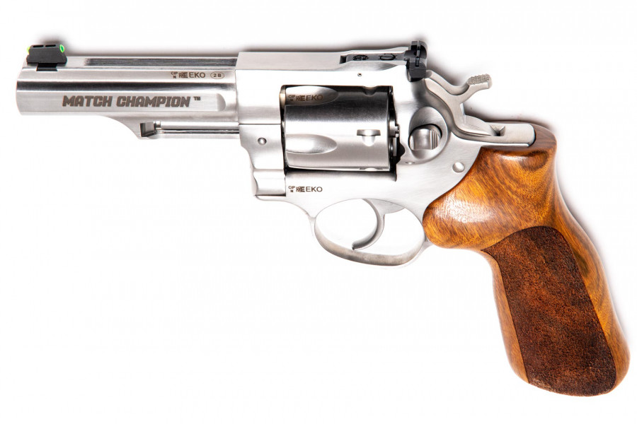 """Revolver Ruger GP 100 Match Champ. 4,2"""" stainless"""