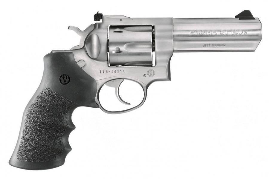 """Ruger GP 100 4,2"""" stainless"""